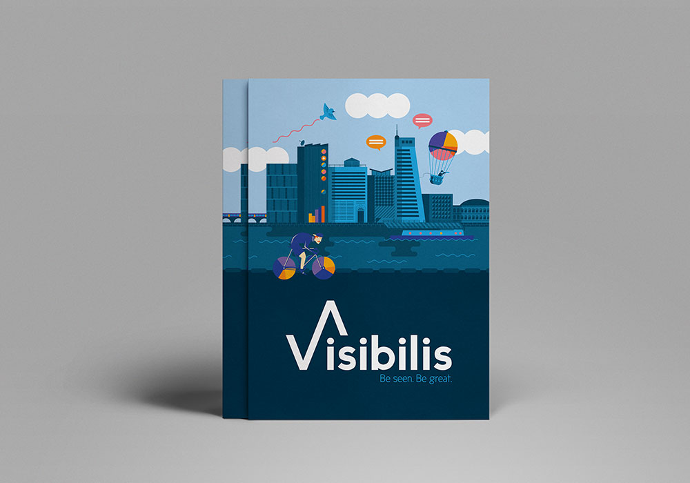 Image of Visibilis brochure cover